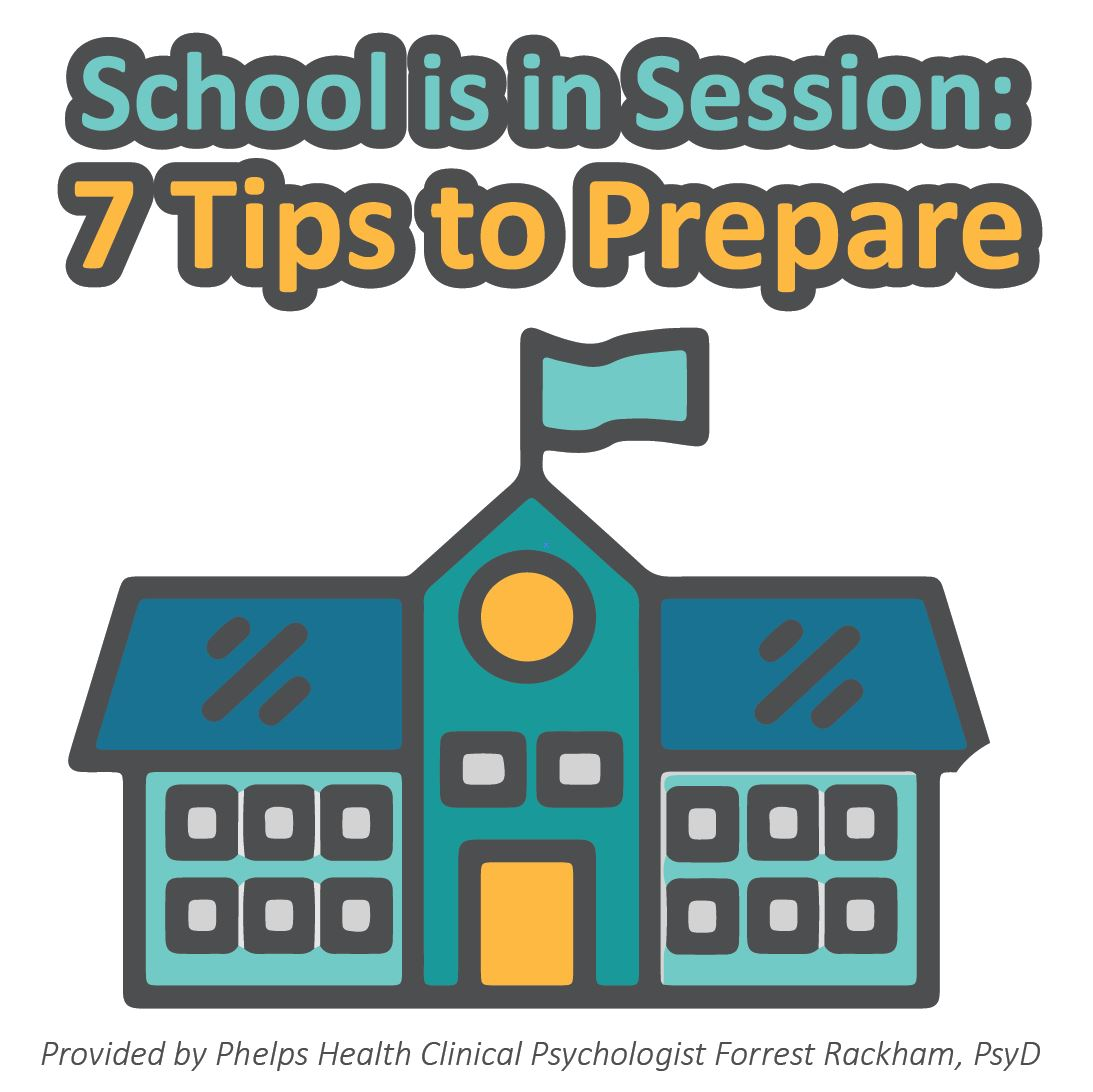 COVID-19 Back to School Tips