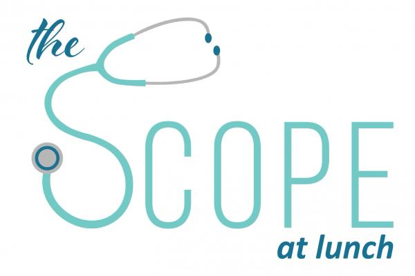 the scope at lunch