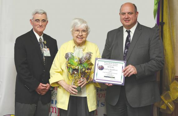 Phelps Health volunteer recognized