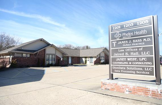 Phelps Health Medical Group Rolla – 1201 Hauck Drive