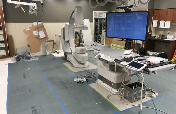 Phelps Health 2nd Cardiac Cath Lab